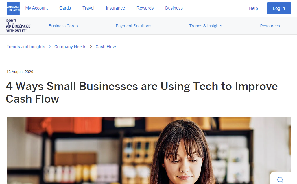 4 Ways Small Businesses are Using Tech…