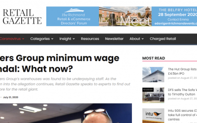 Frasers Group minimum wage scandal: What now?