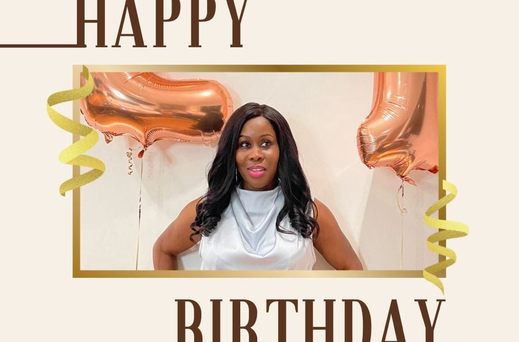 Get to know me better on my Birthday!